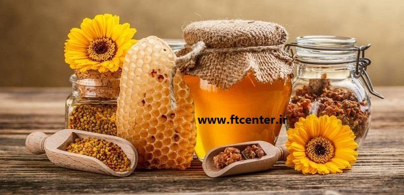 بازار صادرات عسل