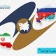 تجارت ترجیحی با اوراسیا به بیش از 194 میلیون دلار در یک ماه رسید