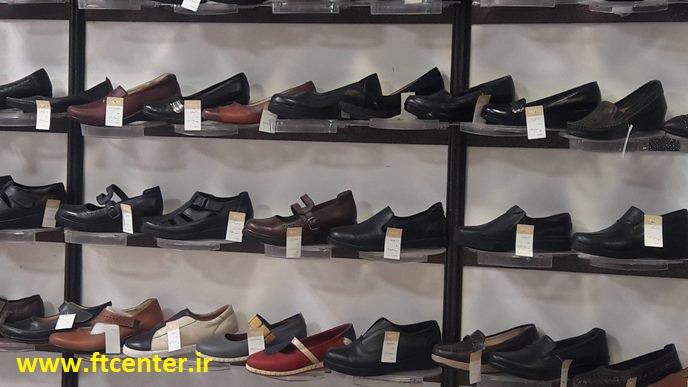 رتبه اول تولید کفش زنانه کدام شهر است؟