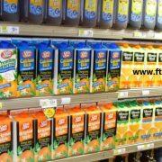 صادرات آبمیوه ایرانی