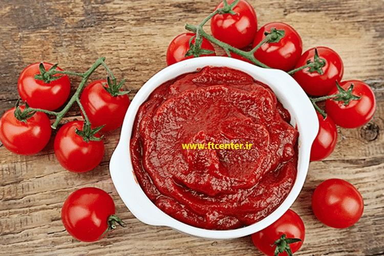 صادرات رب گوجه فرنگی + لیست خریداران خارجی