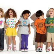 صادرات لباس کودک به اروپا