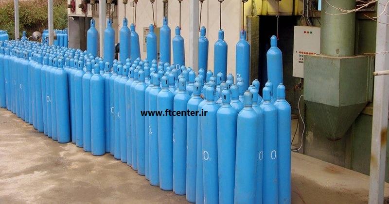صادرات کپسول اکسیژن