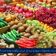 مرکز بازرگانی فردوسی-ferdowsi trading center-صادرات محصولات میوه و تره بار ایران