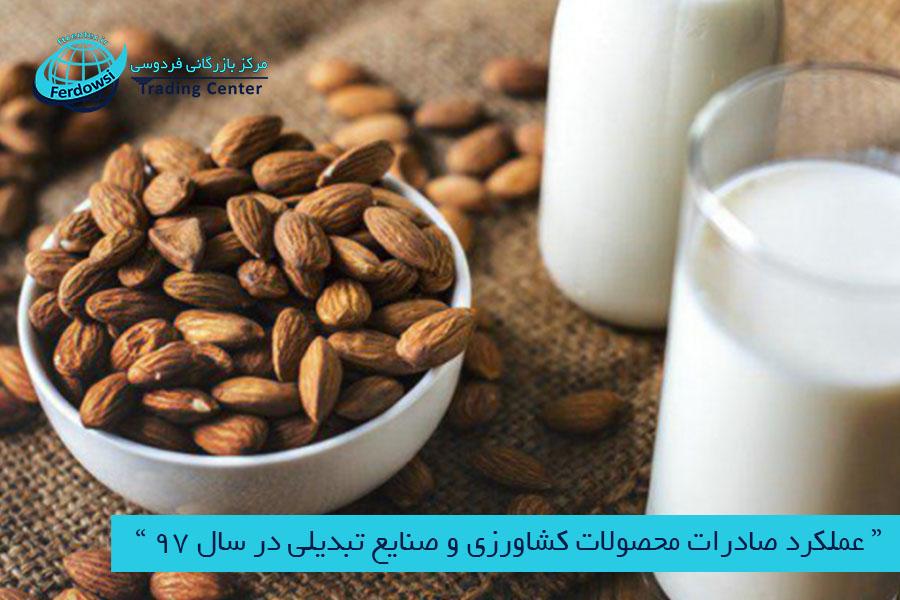 مرکز بازرگانی فردوسی-ferdowsi trading center-صادرات محصولات کشاورزی و صنایع تبدیلی