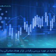 مرکز بازرگانی فردوسی-ferdowsi trading center-بررسی رقبا در بازار هدف صادراتی