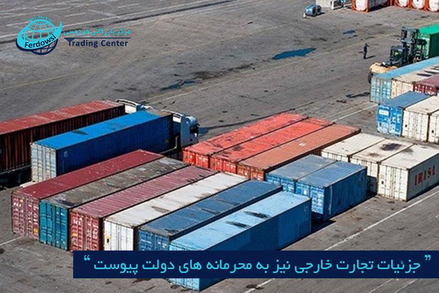 مرکز بازرگانی فردوسی-ferdowsi trading center-تجارت خارجی