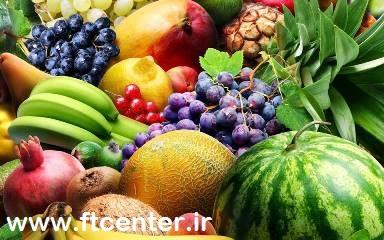 صادرات میوه به اروپا